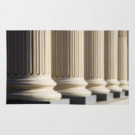 Pillars Of Justice Rug