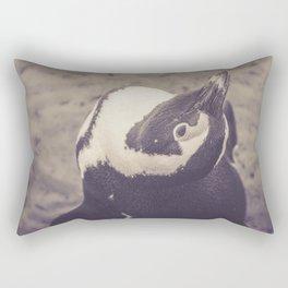 Adorable African Penguin Series 1 of 4 Rectangular Pillow