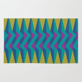 the tribes. Rug