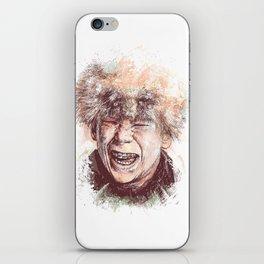 Scut Farkus iPhone Skin