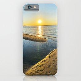 Jones Beach Field 10 beach New York 2020 iPhone Case