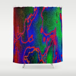 Energy XIII Shower Curtain