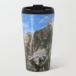 Yosemite Falls Travel Mug