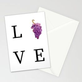 Lover of Wine  Stationery Cards