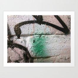 Philly.Graffiti.29 Art Print