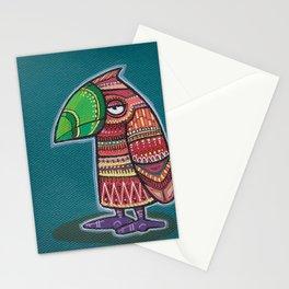 Doodlebird Orangey Stationery Cards
