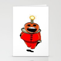roman Stationery Cards featuring Roman  by Ethan Malykont