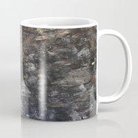 concrete Mugs featuring Concrete by Crimson-daisies