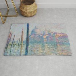 Claude Monet - Le Grand Canal Rug