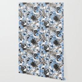 Floral Pattern#4 Wallpaper