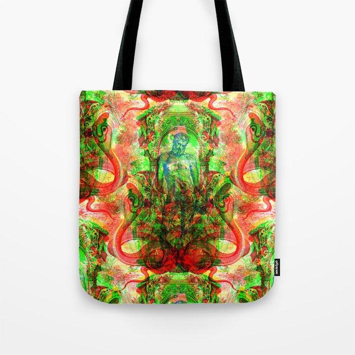 Aesculapius Tote Bag