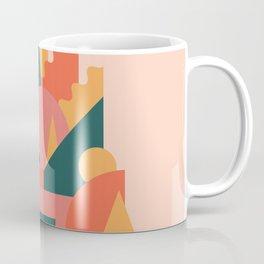 Flat castle 1 Coffee Mug