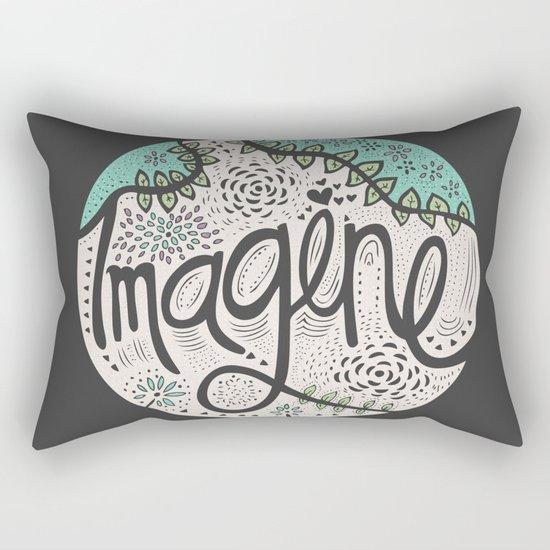 Imagine Nature II Rectangular Pillow