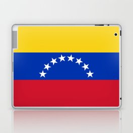 flag of venezuela Laptop & iPad Skin