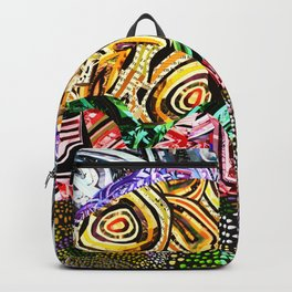 Opposites Attract Landscape Backpack