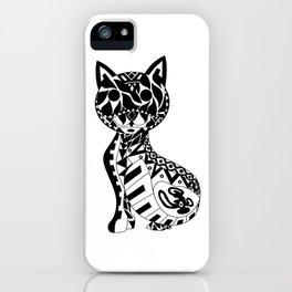 Cat Ecopet iPhone Case
