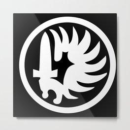 Foreign Legion Metal Print