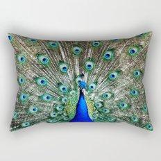 Vibrant Display Rectangular Pillow