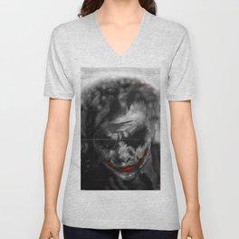 Joker Art Unisex V-Neck