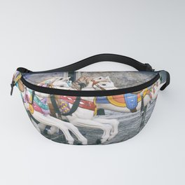 Carousel Three Fanny Pack