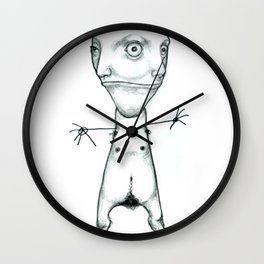 imaginary friends Wall Clock