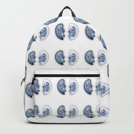 I'm all ears - Abstract illustration Backpack