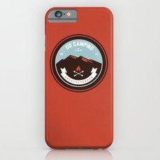 Go Camping Slim Case iPhone 6s