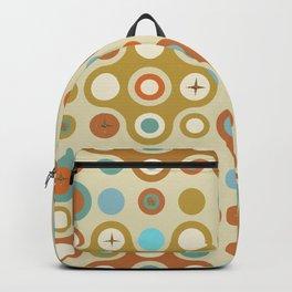 Retro pattern N1 Backpack