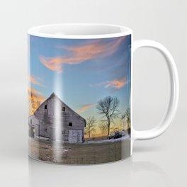January Sunset Coffee Mug