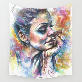 The Escape of Dreams Wall Tapestry