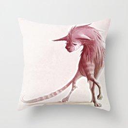 woebegone days Throw Pillow