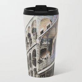 New Orleans Throwback Travel Mug
