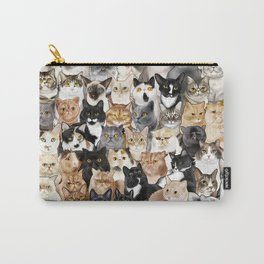 Catmina 2017 - FIVE Carry-All Pouch