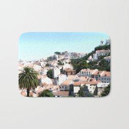 Lisbon Bath Mat