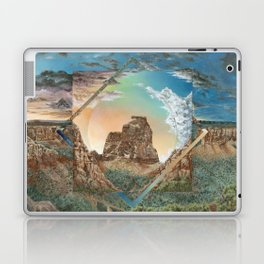 Colorado National Monument Polyscape Laptop & iPad Skin