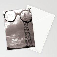 Giants in the Sky Stationery Cards