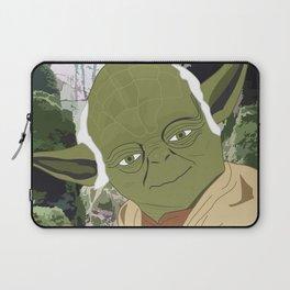 Yoda (Vector Art) Laptop Sleeve