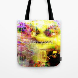 #shreked Tote Bag