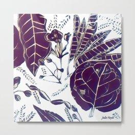 Nature's Dance Metal Print
