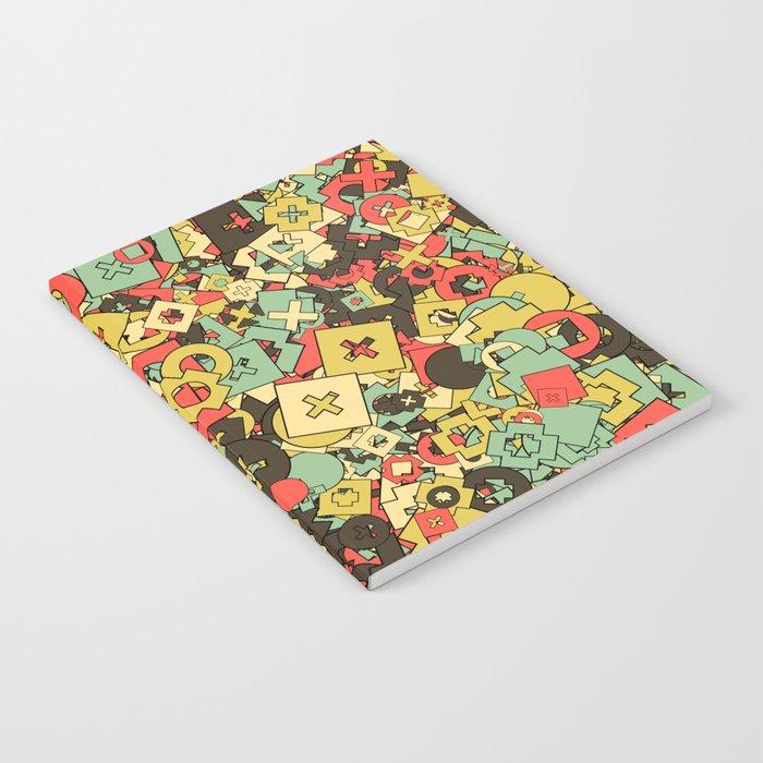 Nineteen Shapes Notebook