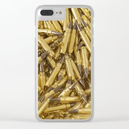 Full of ammo Clear iPhone Case
