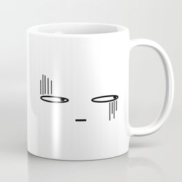 Kawaii face  part2 Coffee Mug