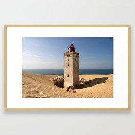 Lighthouse - Rubjerg Knude Gerahmter Kunstdruck