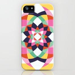 American Quilt #2 iPhone Case