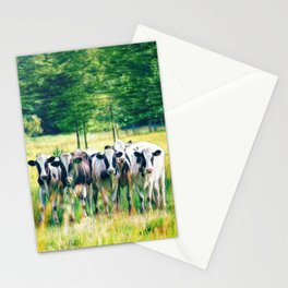 In the Pasture Stationery Cards