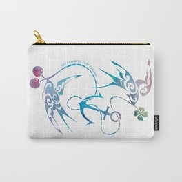 Tribal Swallow Carry-All Pouch