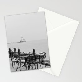 Chicago Lighthouse Deux Stationery Cards