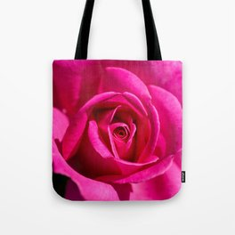Rose - Pink Tote Bag