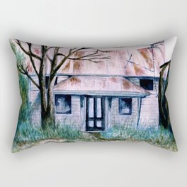 Great Granddaddy's House by Kathy Morton Stanion Rectangular Pillow