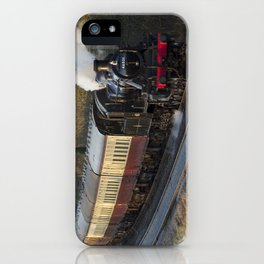 46521 Kinchley curve iPhone Case